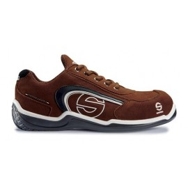 Zapato Sport Low S1P Marrón (15)