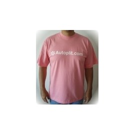 Camiseta Manga Corta color Rosa