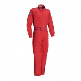Traje para Mecánico PIT STOP Rojo (17A)